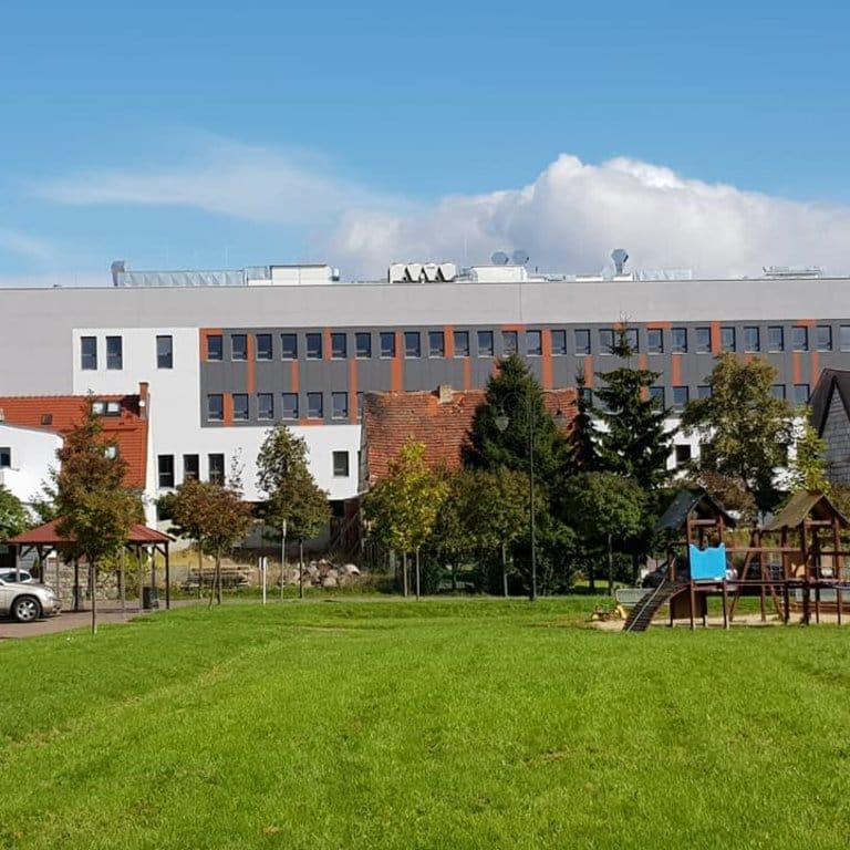 Szpital miejski w Wolsztynie - Galeria
