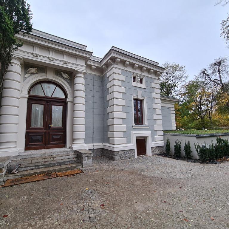 ZOO Wrocław Ptaszarnia - Galeria