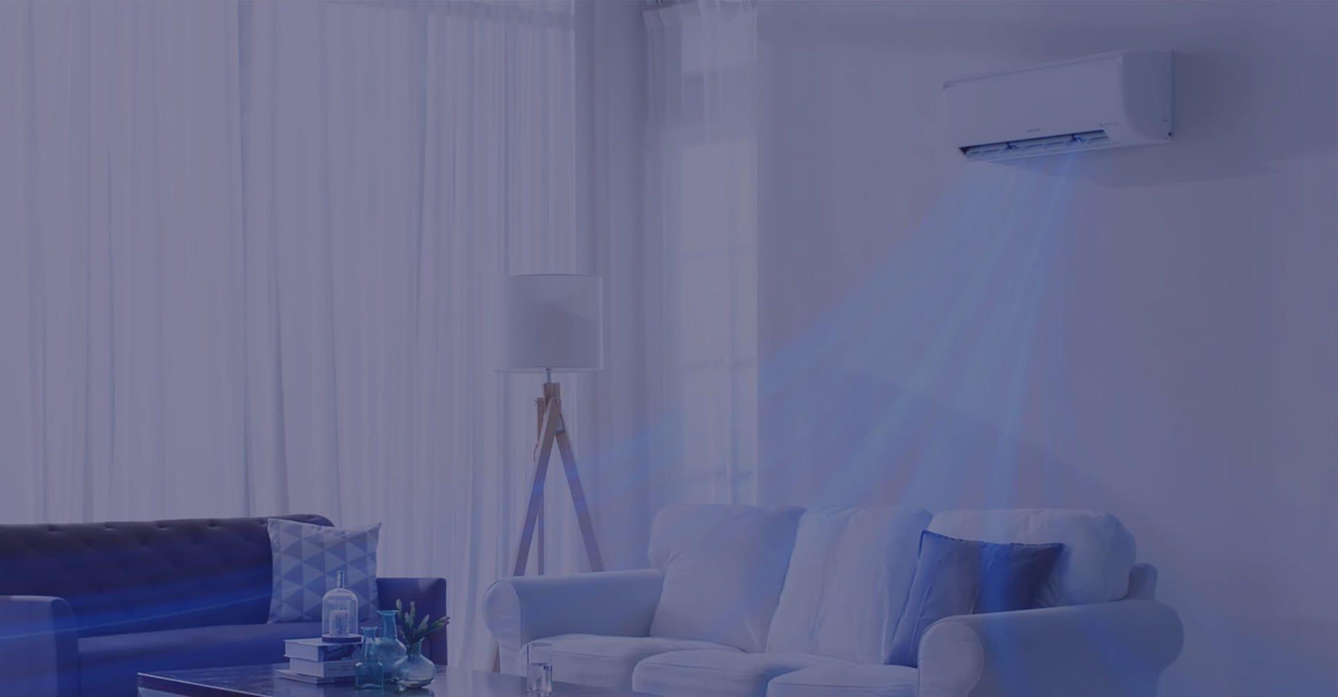 Profesjonalna klimatyzacja w Twoim domu.  Tańsza niż Ci się wydaje